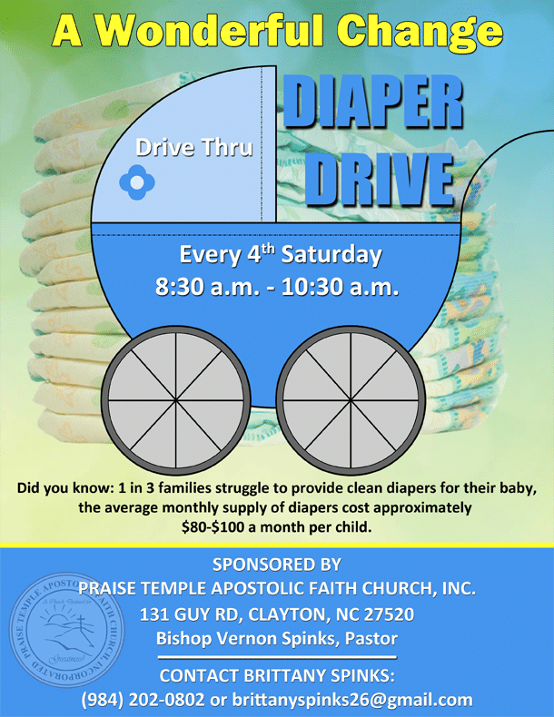 PT Diaper Drive 081320