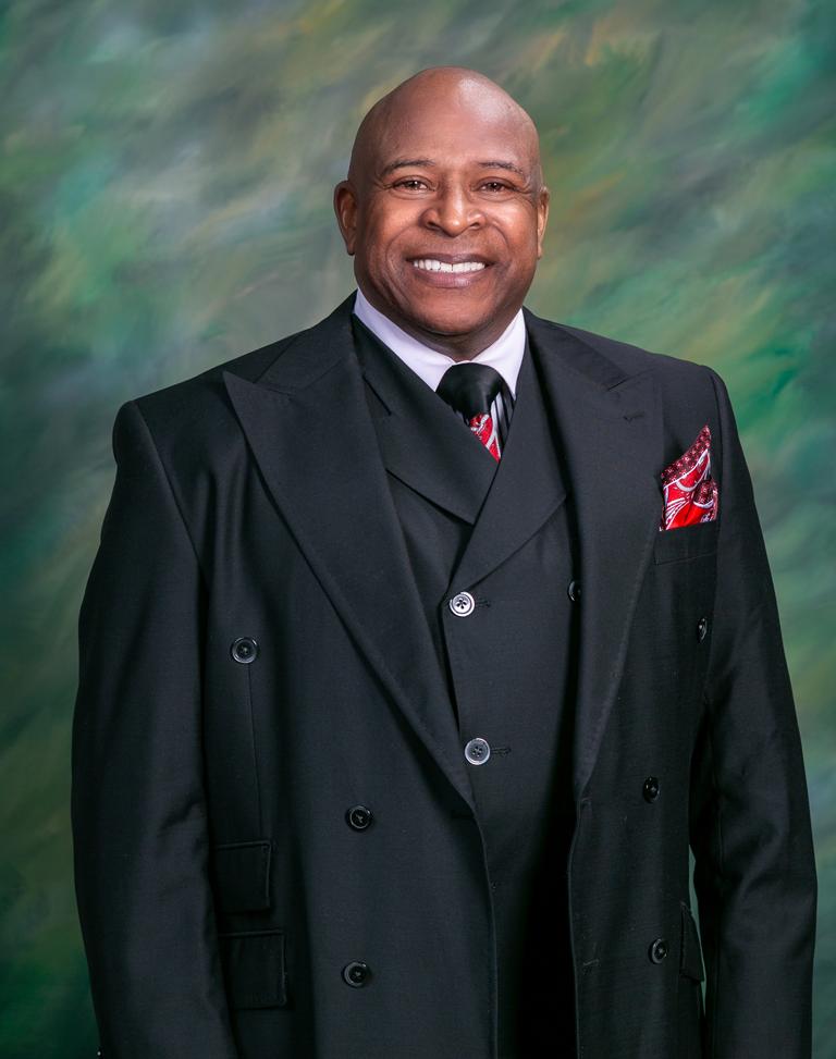 Bishop Vernon Spinks 2